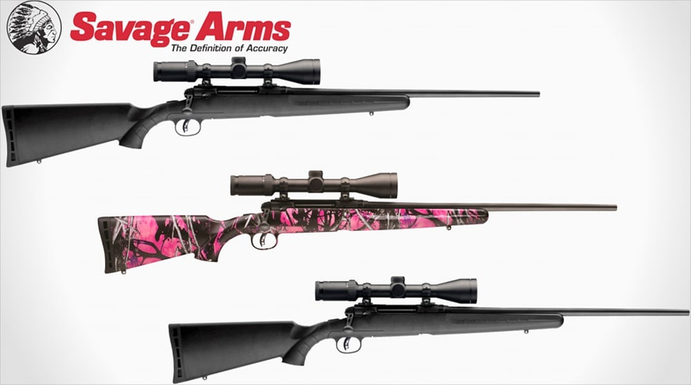 Savage Arms expands Axis series with scoped Axis II XP ...