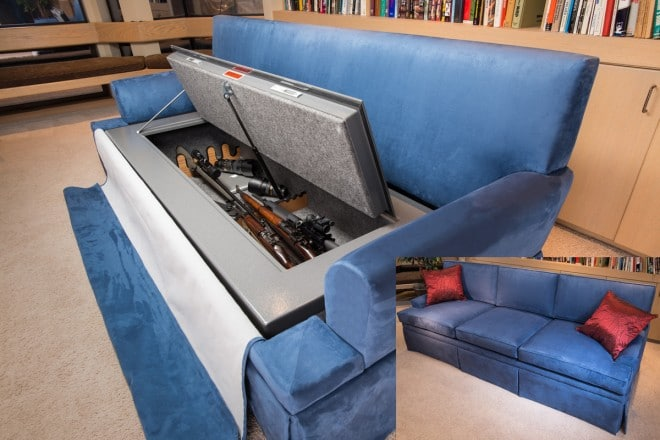 Hiding In Plain Sight Furniture To Hide Your Guns Gat Daily Guns Ammo Tactical