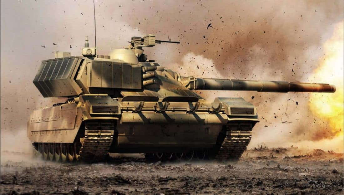 Armata Main Battle Tank – Russian tank of the future |: gatdaily.com/armata-main-battle-tank-russian-tank-of-the-future