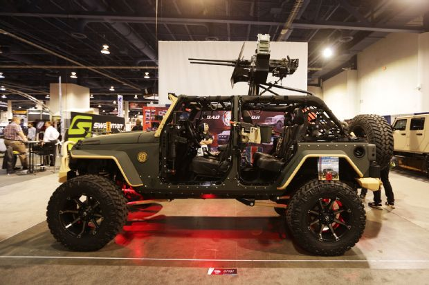 Special Forces Road Armor Jk Jeep Wrangler Gat Daily