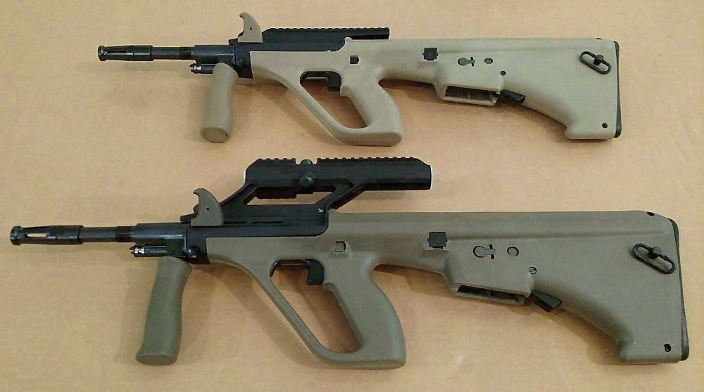 Steyr AUG/A3 NATO colors now shipping - GAT Daily (Guns ...