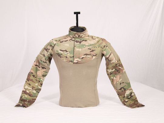 PEO ballistic protection new army combat shirt