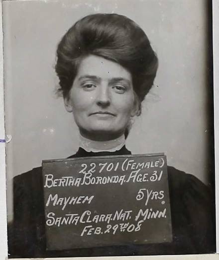 This woman cut off her husband's weiner with a straight razor in 1907. DO NOT buy your wife a TAC-Raze.