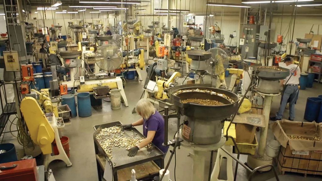Starline Brass and its sister company, Sierra Bullets, are family owned companies with factories located side by side in Sedalia, MO. Starline just added a 15,000 sq.ft. annealing operation which will permit it to manufacture rifle cases that require neck annealing— which is most of them.