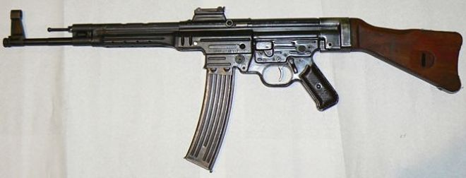 StG44 photo courtesy of world.guns.ru