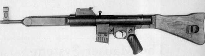 StG45 photo courtesy of world.guns.ru
