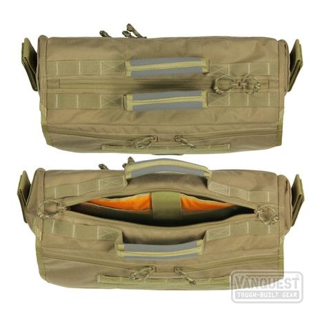 Vanquest Envoy 2.0 Messenger Bag Review - GAT Daily (Guns Ammo Tactical) 849bf663a9