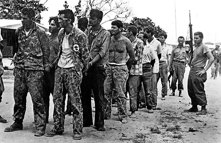 an introduction to the history of the bay of pigs invasion in the united states The united states of america funded a cia america's involvement in the bay of pigs invasion was meant group introduction making history.