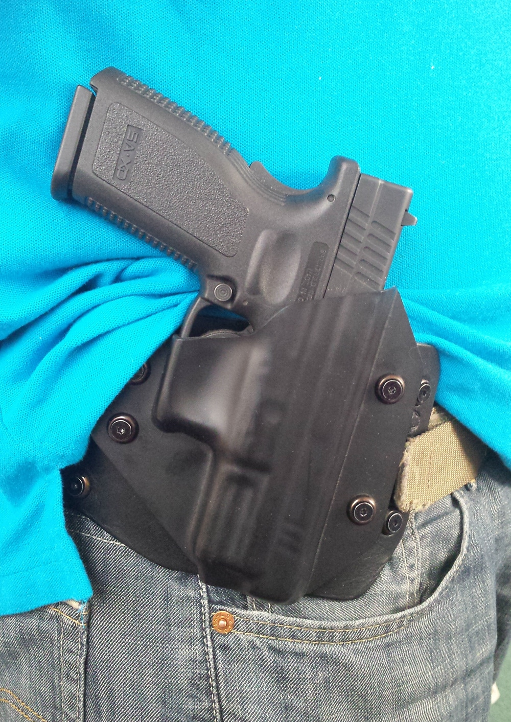 alien gear giveaway gear review alien gear cloak slide owb holster gat 3733