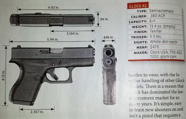 Massad Ayoob Highlights The New Glock 43 Video Gat