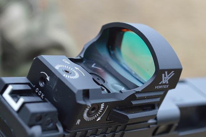 gear review vortex razor red dot gat daily guns ammo tactical