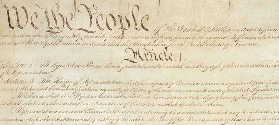 "an analysis of the second amendment and the constitutional rights in the united states The second amendment as a normal right  justifiable need"" to exercise their second amendment rights, 16 a panel majority held that  united states v."