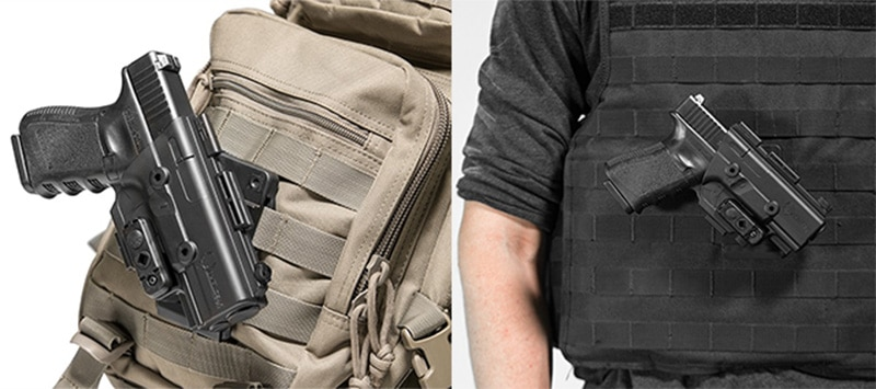 alien gear giveaway alien gear unleashes new shapeshift molle holster gat 3831